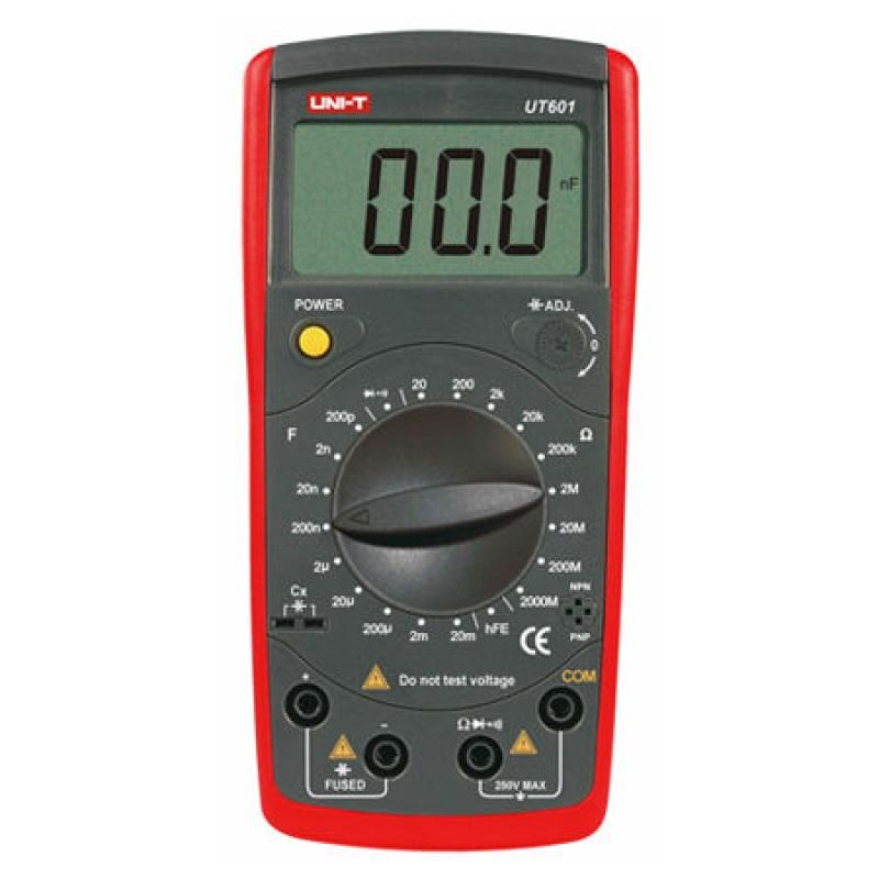 Multimetru digital UNI-T UT601, testare diode 2021 shopu.ro