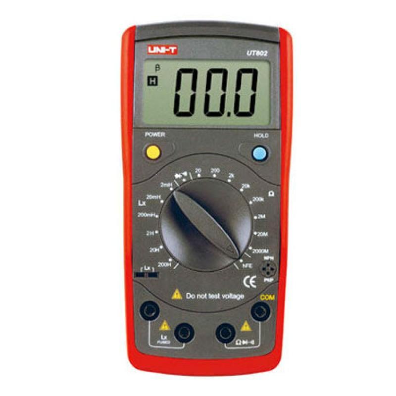 Multimetru digital UNI-T UT602, testare diode