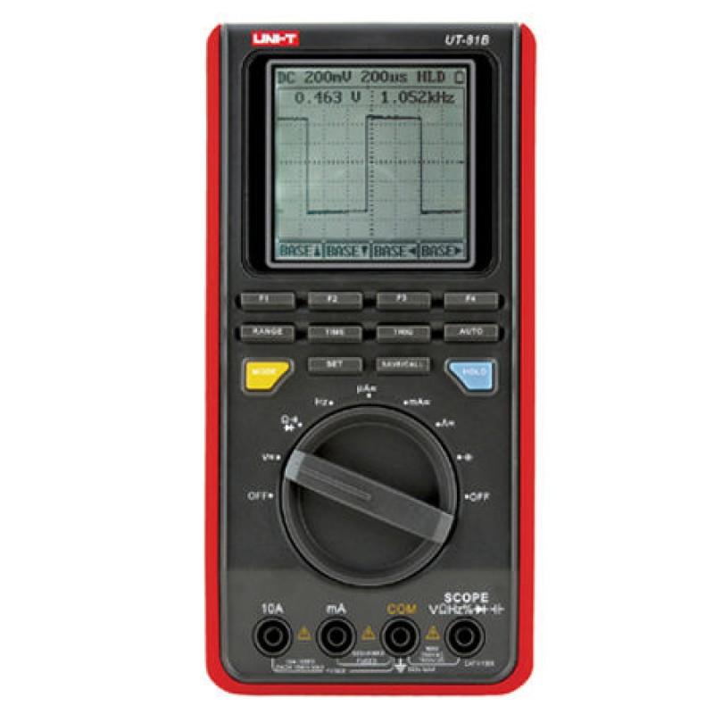 Multimetru digital, tip UT 81B, functie de osciloscop 2021 shopu.ro