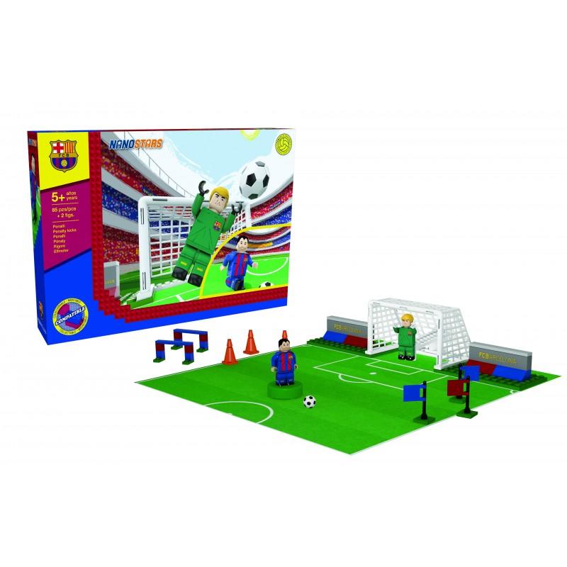 Joc interactiv Nanostars Barcelona Set Penalty, 5 ani+ 2021 shopu.ro