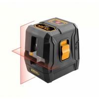 Nivela laser cu autonivelare Tolsen, 20 m, mod incrucisat, functie autonivelare