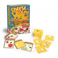 Observa si potriveste Cheese Louise, Fat Brain Toys