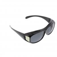 Ochelari Night View sau HD Vision Well, pentru condus, lentila neagra