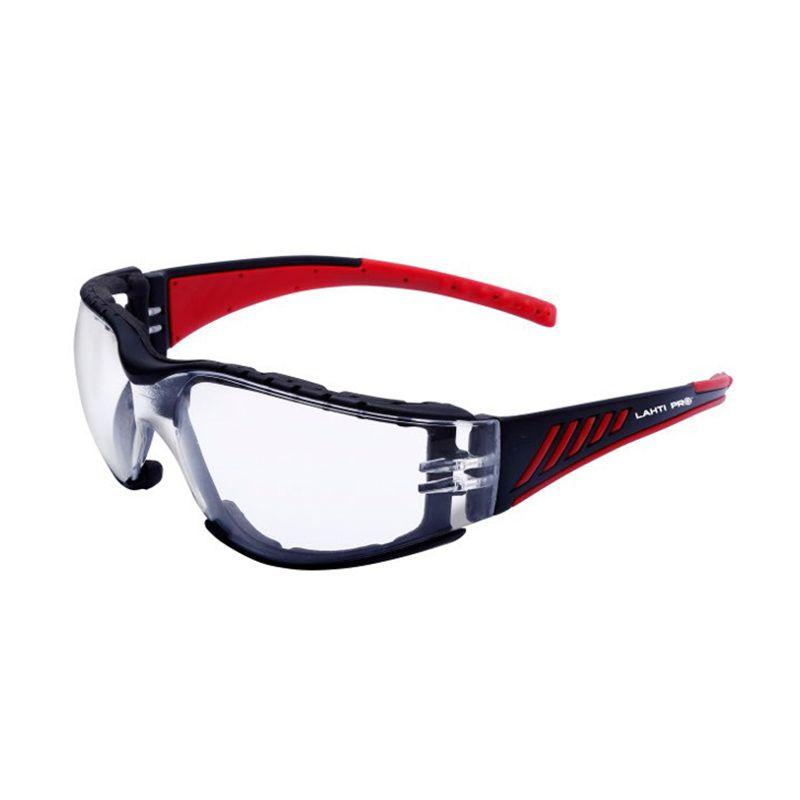 Ochelari protectie cu brate Lahti Pro, lentila transparenta 2021 shopu.ro