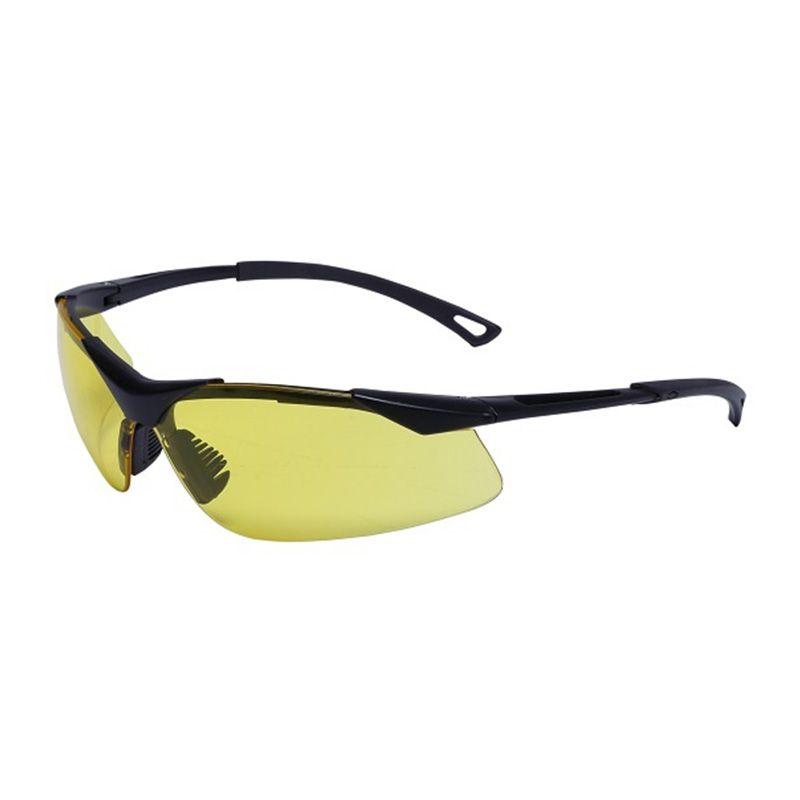 Ochelari de protectie cu brate Lahti Pro, clasa de rezistenta FT, lentila galbena 2021 shopu.ro