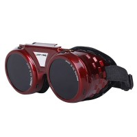 Ochelari sudura Lahti Pro, lentile rabatabile, clasa de protectie F