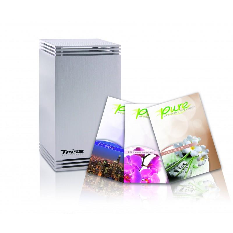 Odorizant de camera Trisa Pure, 1 W, 3 rezerve incluse 2021 shopu.ro