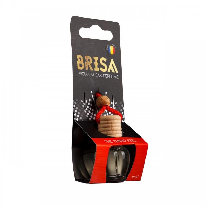 Odorizant sticluta Brisa The Turbo Feel, 5 ml 2021 shopu.ro