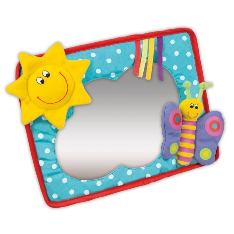 Oglinda pentru bebelusi Galt Soarele zambaret, lavabila