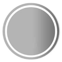 Oglinda antiaburire iluminata LED 3 in 1, 8 W, 750 lm, 6400/4000/3000 K
