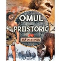 Carte pentru copii Omul preistoric Girasol, 176 pagini, 9 ani+