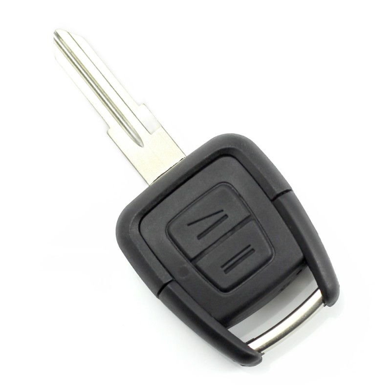 Carcasa cheie Opel Carguard, 2 butoane, lama pe dreapta, model 2, Negru 2021 shopu.ro