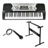 Orga electronica Madison MEK54100, 54 clape, 100 ritmuri, stand inclus