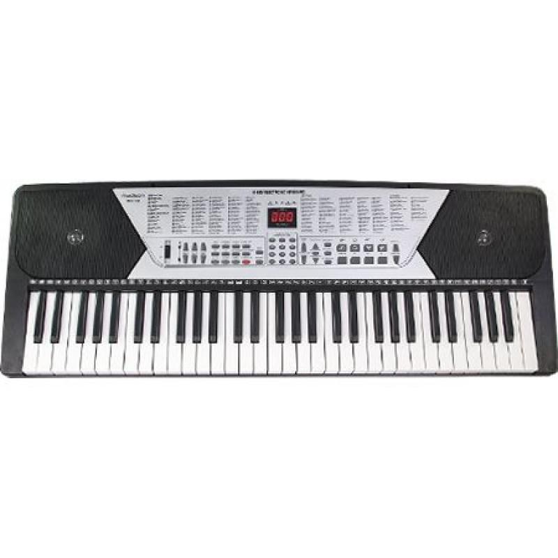 Orga electronica Madison, 61 clape, functie invatare, 128 timbre 2021 shopu.ro