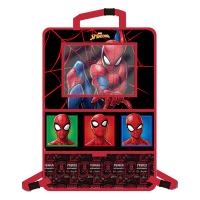Organizator auto cu suport tableta Spiderman Disney, 9.7 inch, Rosu