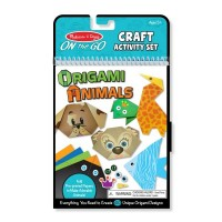 Origami Animale colorate Melissa and Doug