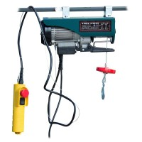 Palan electric Tryton, 450 W, 100 kg/200 kg, inaltime ridicare 6 m, viteza ridicare 10m/min
