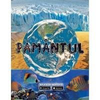 Joc educativ Pamantul Editura Kreativ, 64 pagini, aplicatie gratuita, 6-14 ani