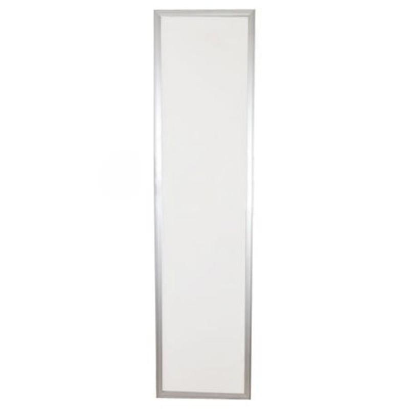 Panou LED, 45 W, 120 cm x 30 cm, temperatura alb rece, 3600 lm, gri shopu.ro