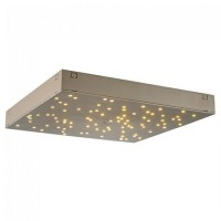 Panou LED aplicabil, 8 W, 900 lm, auriu