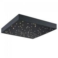 Panou LED aplicabil, 8 W, 900 lm, negru