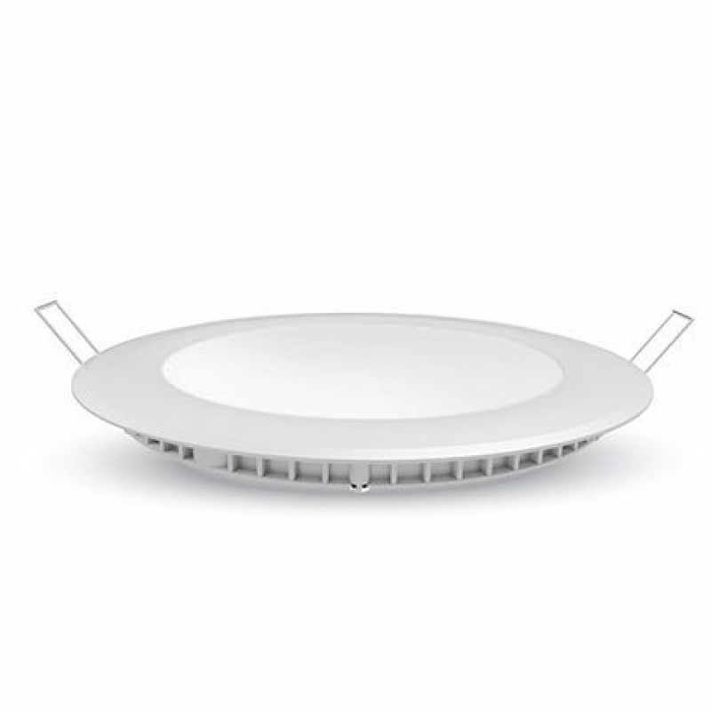 Panou LED incorporabil, 30 W, 6000 K, 2400 lm, 120 grade, cip samsung, model rotund 2021 shopu.ro