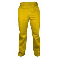 Pantaloni Stock, marimea 38, galben