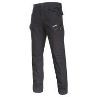 Pantaloni interventie Lahti Pro, marimea L, 8 buzunare, elemente reflectorizante, Negru