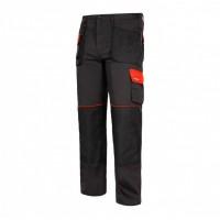Pantaloni lucru subtiri, 9 buzunare, cusaturi triple, talie ajustabila, marime S/48