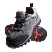 Pantofi piele intoarsa Lahti Pro, aplicatii cauciuc, marimea 44