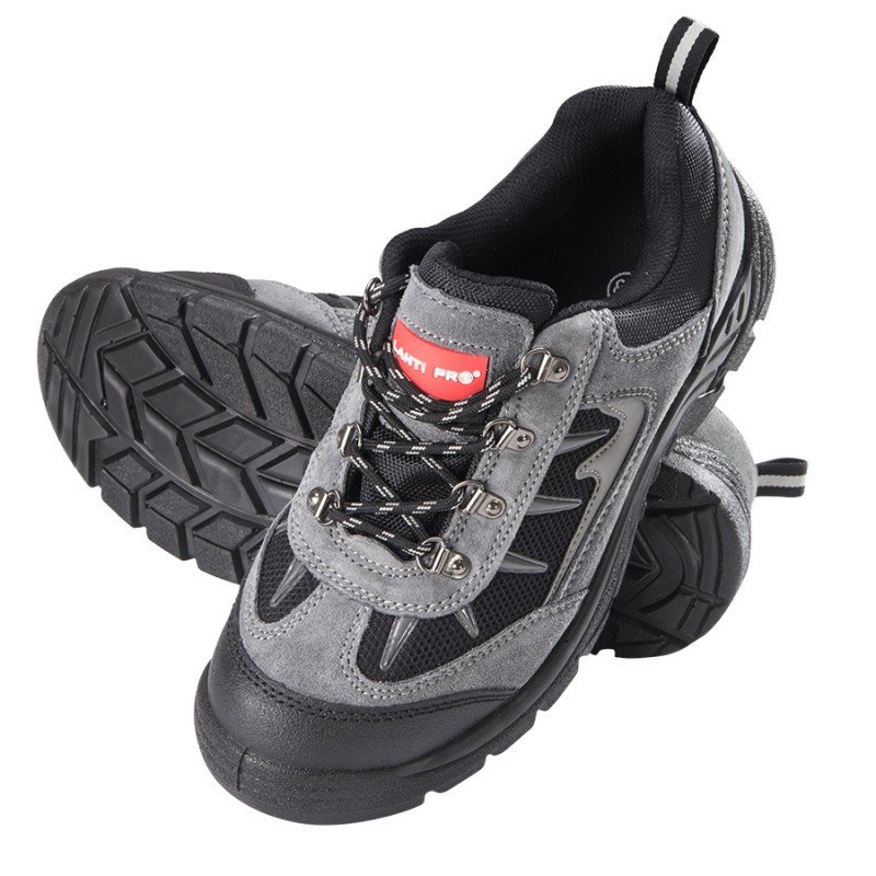 Pantofi piele intoarsa Lahti Pro, captuseala groasa, marimea 39 shopu.ro