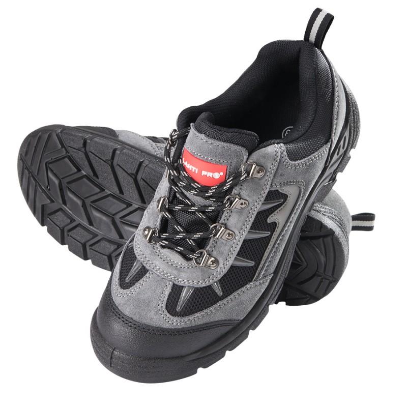 Pantofi piele intoarsa Lahti Pro, captuseala groasa, marimea 42 shopu.ro