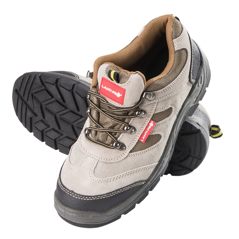 Pantofi piele intoarsa Lahti Pro, tesuti, marimea 47 2021 shopu.ro