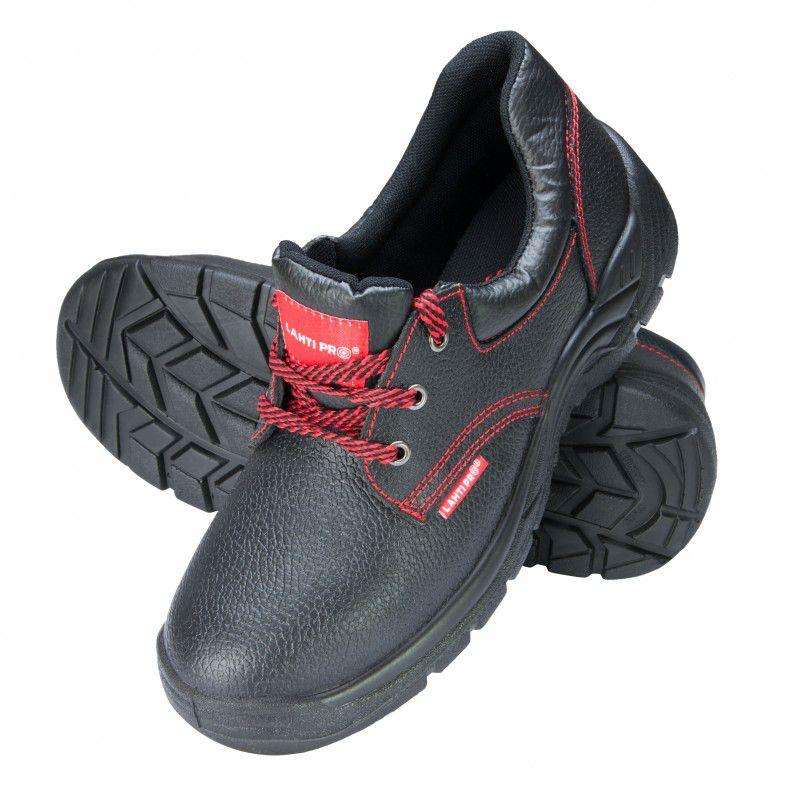 Pantofi piele Lahti Pro, talpa poliuretan, marimea 44 shopu.ro