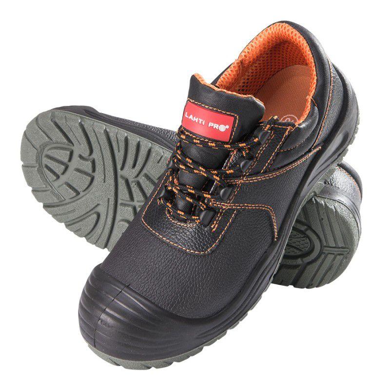 Pantofi piele ecologica Lahti Pro, marimea 43, brant detasabil shopu.ro