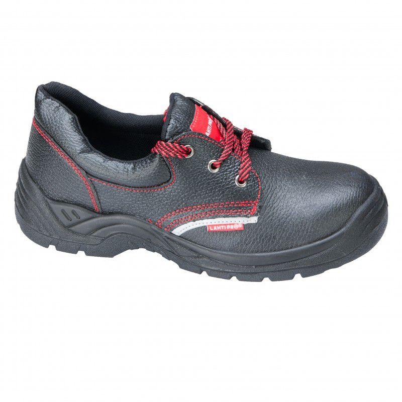 Pantofi piele Promo, brant detasabil, marimea 39