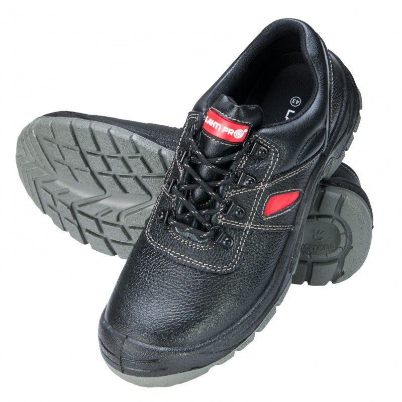 Pantofi piele ecologica Lahti Pro, brant detasabil, marimea 44 shopu.ro