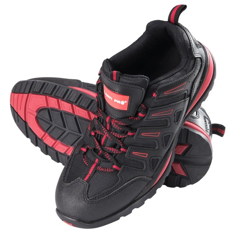 Pantofi piele Lahti Pro, tesatura cauciuc, marimea 43 shopu.ro