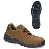 Pantofi din piele velur Demar, marimea 41, talpa poliuretan, Maro
