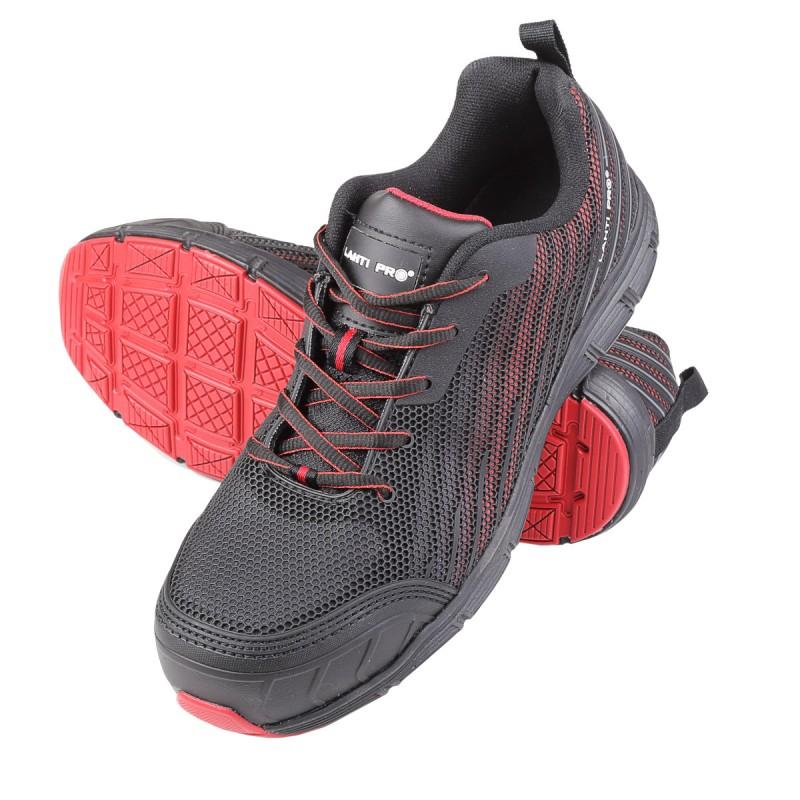 Pantofi tip plasa cu cauciuc Lahti Pro, brant detasabil, marimea 44 shopu.ro