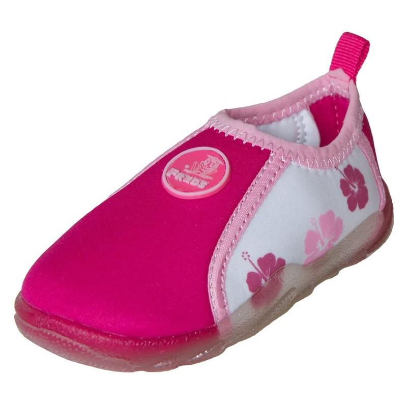 Pantofi de plaja si apa copii, masura 28, roz 2021 shopu.ro