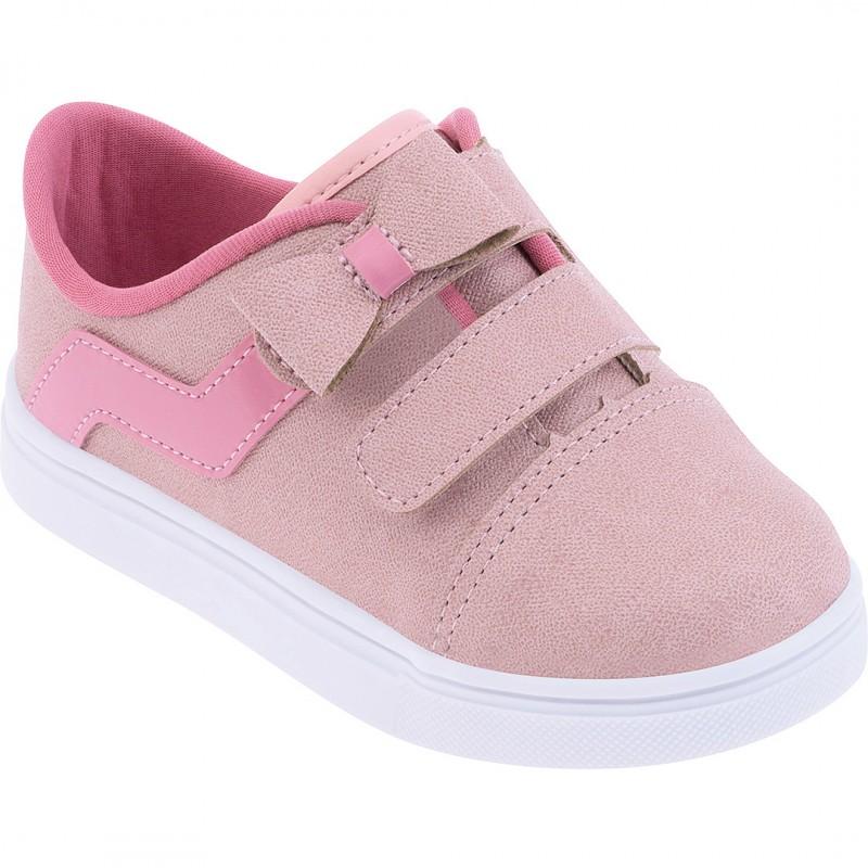 Pantofi fetite cu steluta Pimpolho, marimea 29, 18 cm, 4.5 ani, Roz