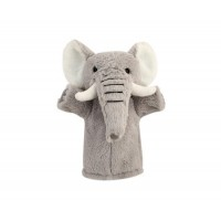 Papusa de mana Elefant Keycraft, 25 x 17 x 10 cm, plus, 3 ani+