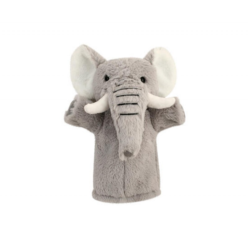 Papusa de mana Elefant Keycraft, 25 x 17 x 10 cm, plus, 3 ani+ 2021 shopu.ro