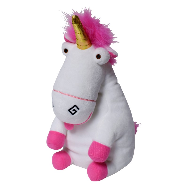 Papusa de mana Minion Unicorn, 30 x 16 x 27 cm, 3 ani+, Multicolor 2021 shopu.ro