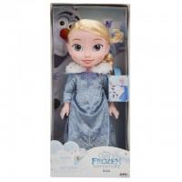 Papusa Elsa, 20 x 12 cm, 3 ani+, Albastru