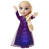 Papusa Elsa cu functii Frozen II, 35 cm, 3 ani+