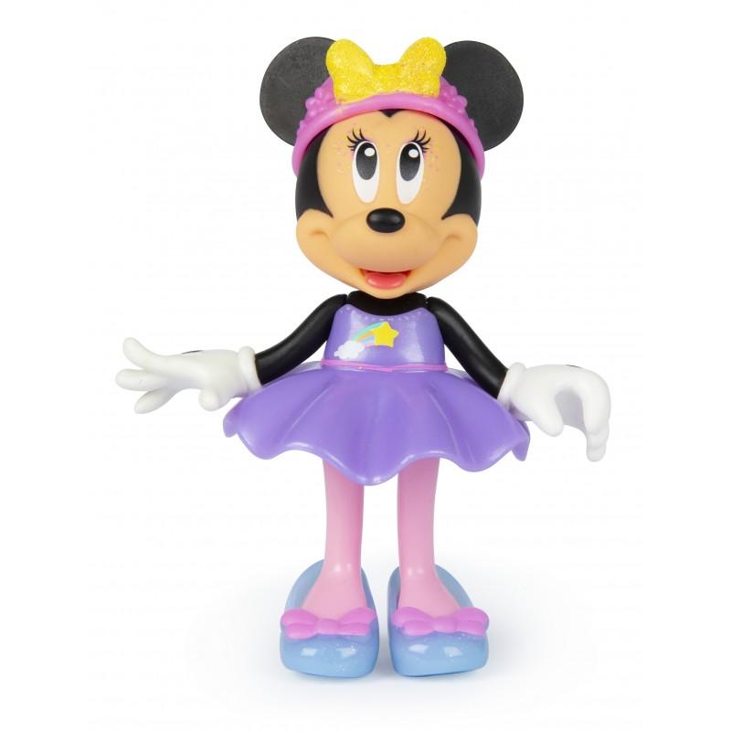 Papusa Minnie cu accesorii Fantasy Unicorn, 2 rochii incluse, 3 ani+ 2021 shopu.ro