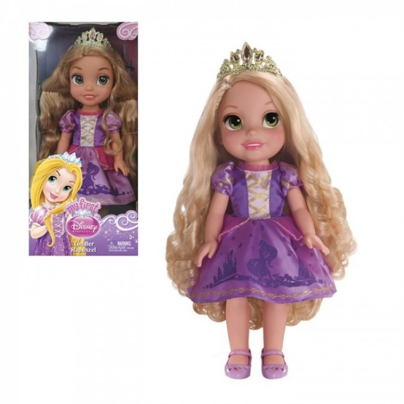Papusa Rapunzel, 36 cm, 3 ani+ 2021 shopu.ro