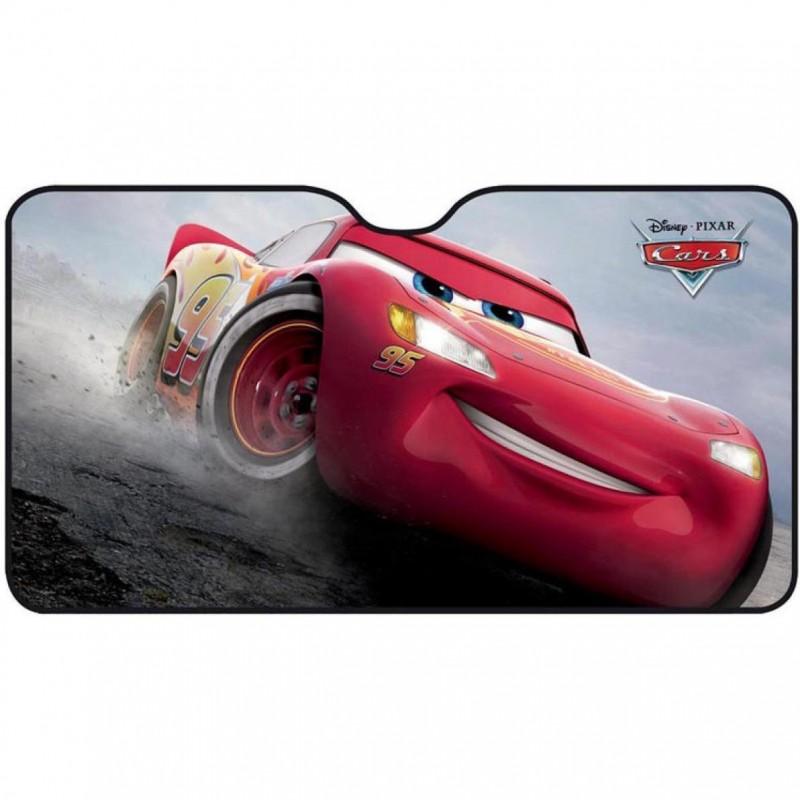 Parasolar pentru parbriz Cars 3 Disney Eurasia, 130 x 70 cm, pliabil 2021 shopu.ro